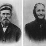 Peter Adam Rößler und Franziska geb.Sattler (Urgroßeltern von Ludwig Jooss