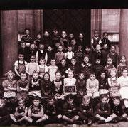 Geburtsjahrgang 1944, Klassenbild von 1950