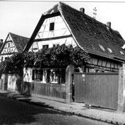 Haus von Werner Hartmann, Gäustraße 86