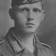 Eugen Groß, Jahrgang 1921