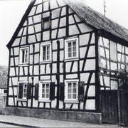 Ehemalige Synagoge von 1865, in 80er Jahren abgerissen, Gäustraße 22