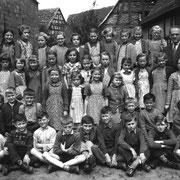 Geburtsjahrgang 1949 bis 1950, Klasse 5 und 6??, Klassenbild von 1958
