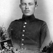 Adam Nebel, ca. 1911