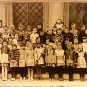 Geburtsjahrgang 1956, Schuljahrgang 1963: Schwester Clarissa