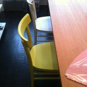 """Zwei Stühle """"wunderbar""""  zusammen: 344,00 €"""