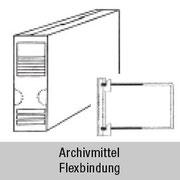 Archivmittel, Flexbindung