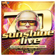 sunshine live Vol. 70 with online DJ Mixes by Chico Chiquita