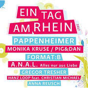 Ein Tag am Rhein 2017 - Compiled & Mixed by Chico Chiquita