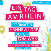Ein Tag am Rhein 2012 - Compiled & Mixed by Chico and incl. productions by Chico Chiquita