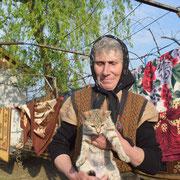 2 Tiere in Tantava/Rumänien über Carmens Tiersasyl
