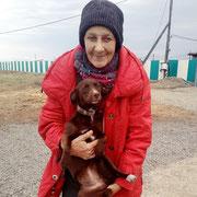 4 Tiere in Svetlanas Tierheim, Abakan Sibirien über Tierhilfe Bluemoon eV