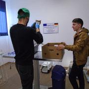 10 Tiere in Rumänien , Equiwent - Schmiede ohne Grenzen eV