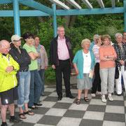 Vereinsmitglieder und Gäste