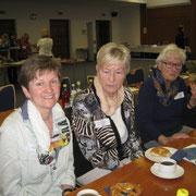 Der Kneippverein Amberg war vertreten mit Schriftführerin Irmgard Stadler, 2.Vorsitzende Ingrid Scharl und Beirätin Uschi Plößl