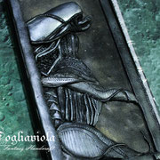 Alien, Giger notebook