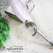 Victorian quill pen