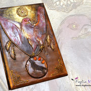 Commissione Shaman Journal: eagle and wolf diary