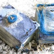 Enchanted Scrapbook and Handmade Journal