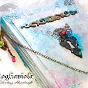 Fantasy Enchanted Book