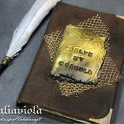 Solve et Coagula Alchemic Book