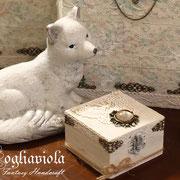 Shabby Butterfly Box set