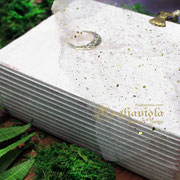 White Wedding Guestbook Made in Italy