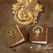 Twin Dragon Journals