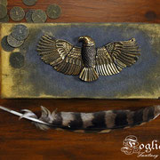 Eagle Book, SPQR roman style