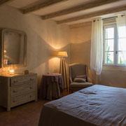 La Grange - 2tes Schlafzimmer der 1. Etage