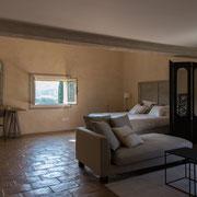 La Grange - Schlafsuite der 1. Etage