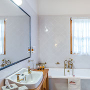 'Tritonia Suite' - Badezimmer