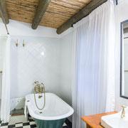 Doppelzimmer 'H' - Badezimmer