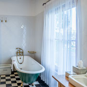 Doppelzimmer 'G' - Badezimmer