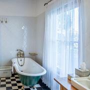 Doppelzimmer 'Aloe' - Badezimmer