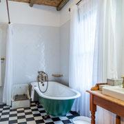 Doppelzimmer 'Aristea' - Badezimmer