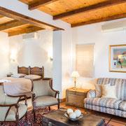 Suite 'Protea' - Lounge/Bedroom
