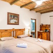 Double Room 'F' - Bedroom