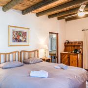 Doppelzimmer 'Aloe' - Schlafzimmer