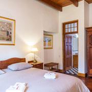 Suite 'Tritonia' - Schlafzimmer