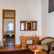 Doppelzimmer 'B' - Schlafzimmer