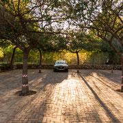 Guest Parking Area