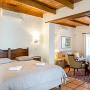 Suite 'Protea' - Bedroom/Lounge