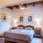 'Arum Lily Suite' - Schlafzimmer