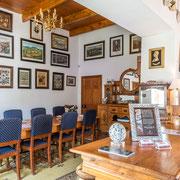 Herehuis van 1858 - Nasionale Monument: Voorportaal en Ontvangs