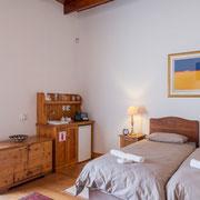 Double Room 'B' - Bedroom
