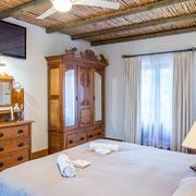 Doppelzimmer 'Aristea' - Schlafzimmer