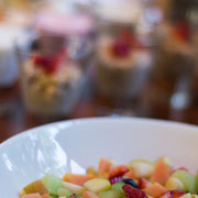 Rich Breakfast Buffet - Detail (Fruit Salad)