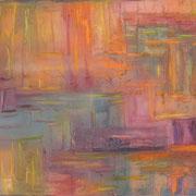 Textures, Mischtechnik auf Leinwand, 70 x 50
