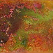 Bonfire, Acryl auf Leinwand, 70 x 50