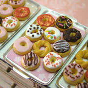 DONUTS - Photo credit: Stéphanie Kilgast - Flickr.com/photos/_sk/4343217381 CC